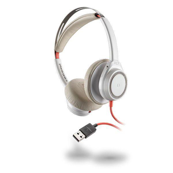 Tai nghe Plantronics Blackwire 7225 USB Type-A (Màu trắng)