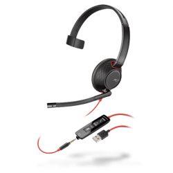Tai nghe Call Center Plantronics C5210, USB-A