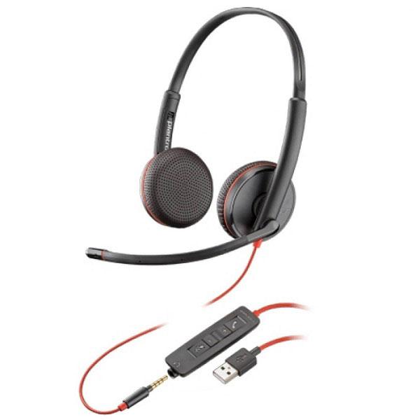 Tai nghe Headset Plantronics C3225 USB-A