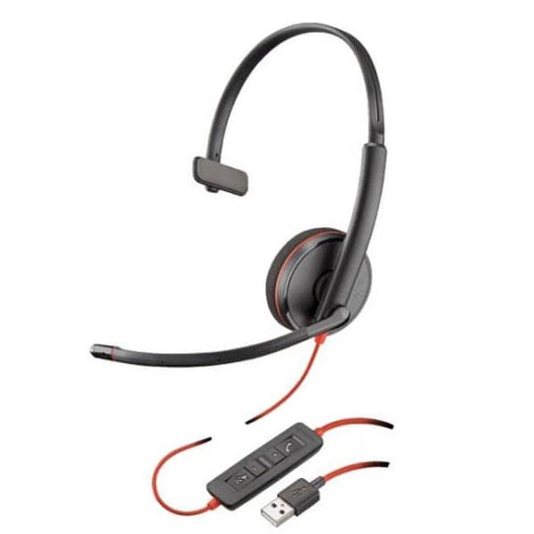 Tai nghe Plantronics Blackwire C3210 USB-A