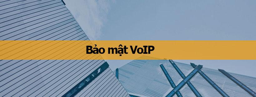 Bảo mật VoIP