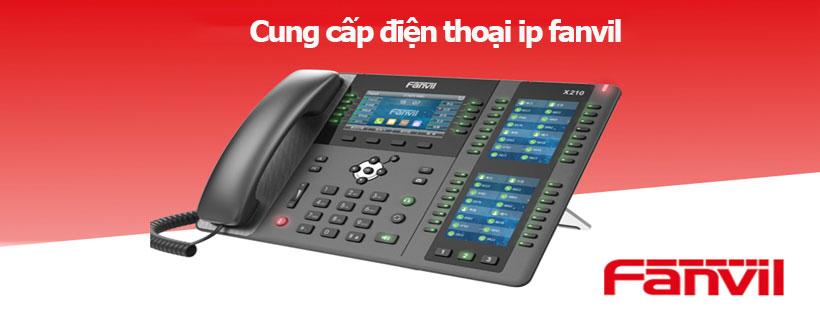 Nhà cung cấp điện thoại IP Fanvil giá tốt tại Hà Nội