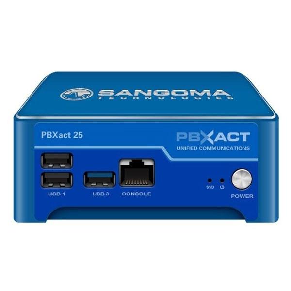 Tổng đài IP Sangoma PBXACT UC 25