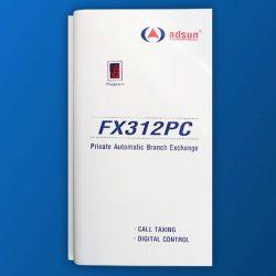 Tổng đài ADSUN FX 312PC
