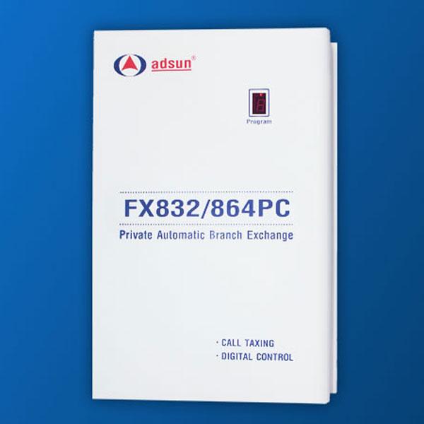 Tổng đài ADSUN FX 832PC