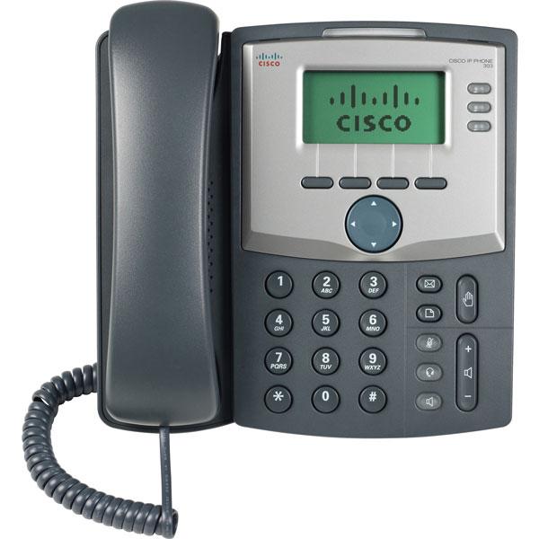 Điện thoại IP Cisco SPA303-G4