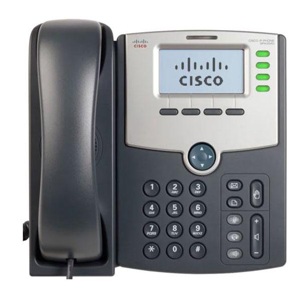 Điện thoại IP Cisco SPA504G