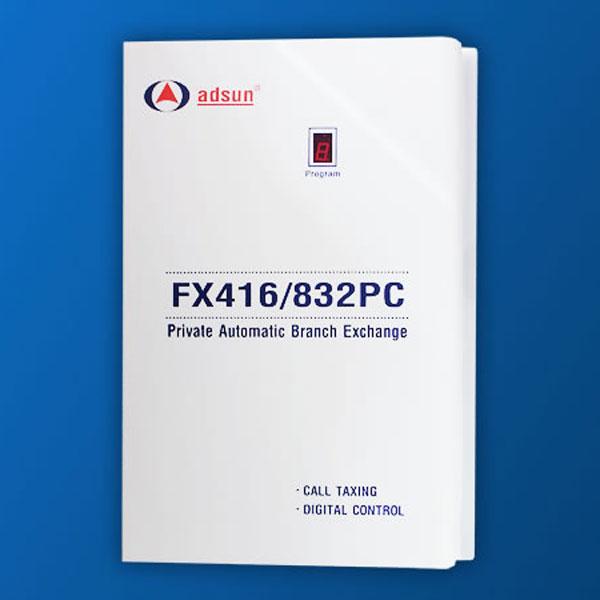 Tổng đài ADSUN FX 424PC