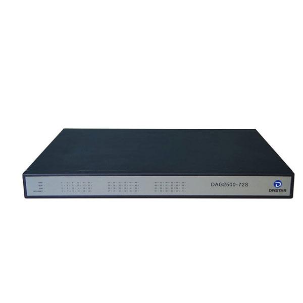 Gateway Dinstar DAG2500-72S