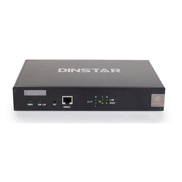 Gateway Dinstar MTG200-2E1