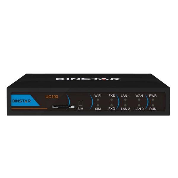Gateway Dinstar UC100-1G1S1O