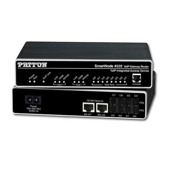 Gateway Patton SN4528 4-FXS 4-FXO