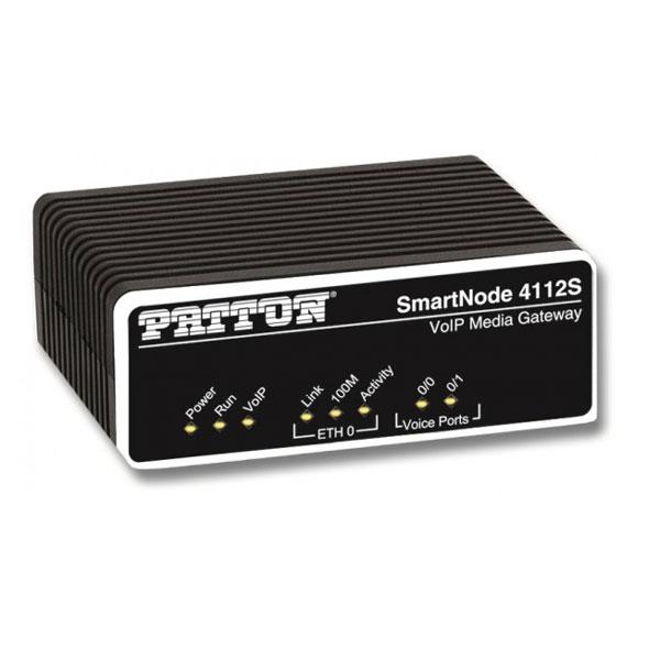 Gateway Patton SmartNode 4112s 2-FXS