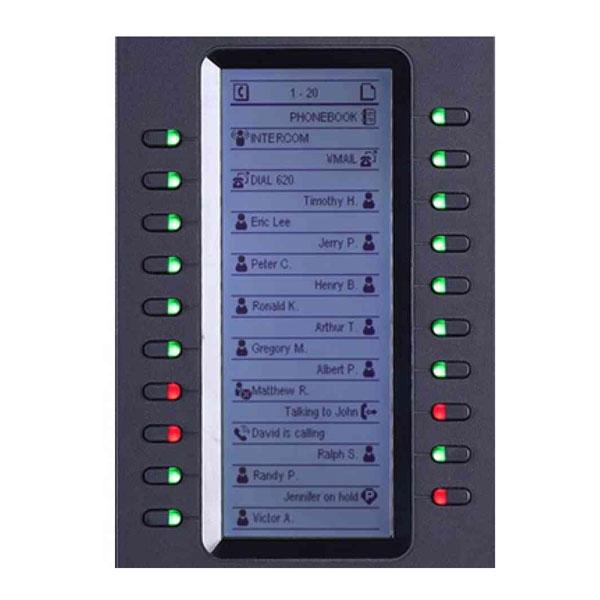 Bàn Key mở rộng Grandstream GXP2200EXT