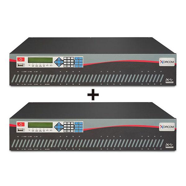 Tổng đài IP Xorcom CXR1-12
