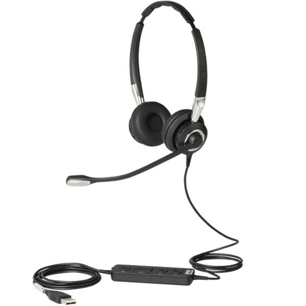 Tai nghe Jabra Biz 2400 II USB Duo CC MS