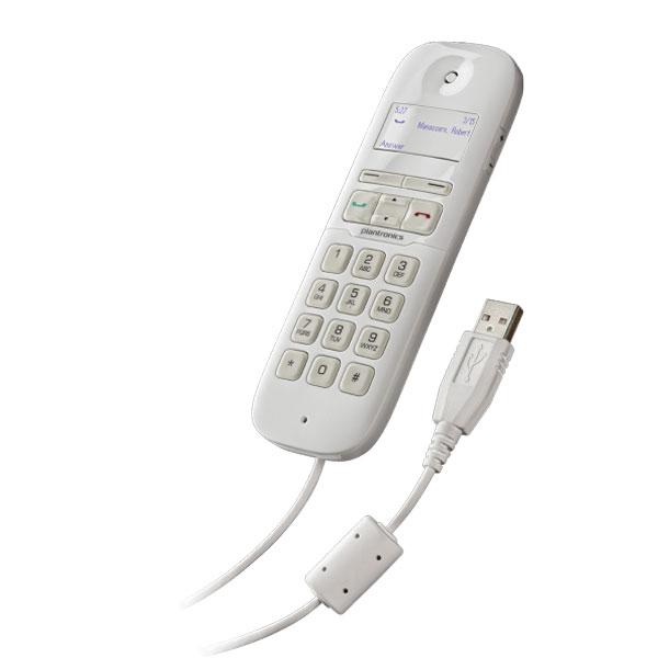 Thiết bị cầm tay USB Calisto 240, Standard, White