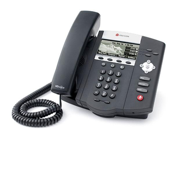 Điện thoại IP Polycom SounPoint IP 450