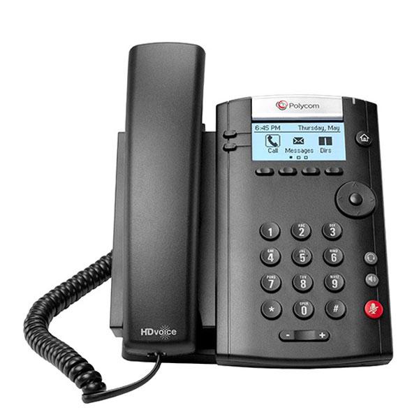 Điện thoại IP Polycom VVX 201