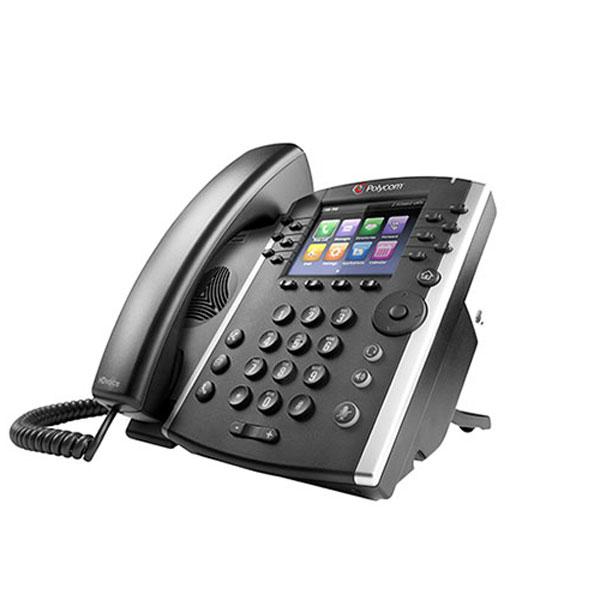 Điện thoại Polycom VVX411 SFB