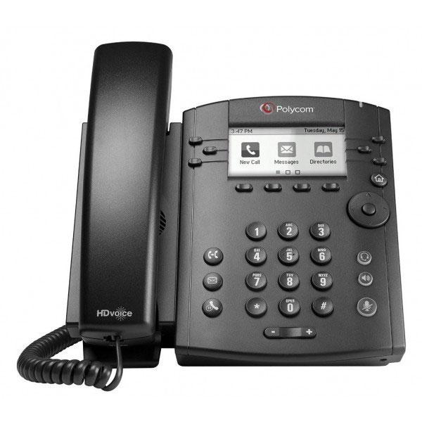 Điện thoại IP Polycom VVX301