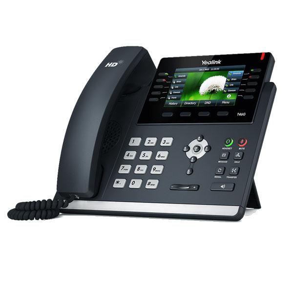 Điện thoại IP YeaLink SIP-T46G-Skype