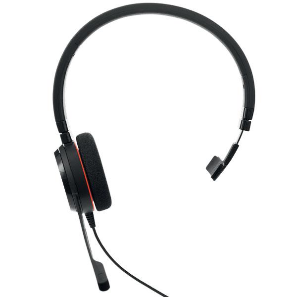 Tai nghe Jabra Evolve 20 Ms Mono (chuẩn USB, 1 tai)