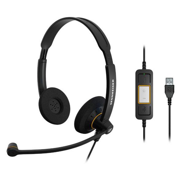 Tai nghe Sennheiser SC 660 USB ML