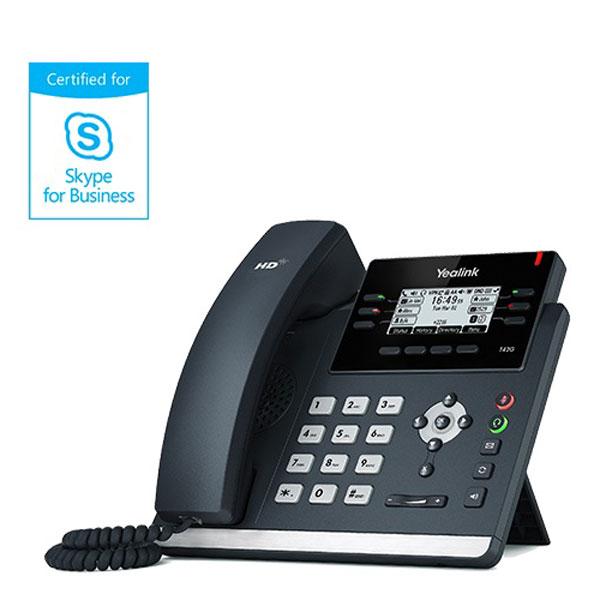 Điện thoại IP YeaLink SIP-T42G-Skype