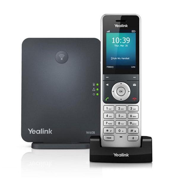 Điện thoại IP cầm tay không dây YeaLink W60P