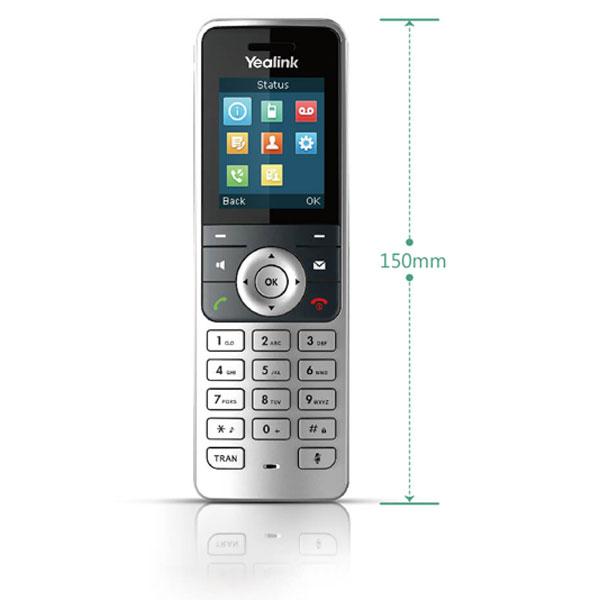 Điện thoại IP không dây Yealink W53P