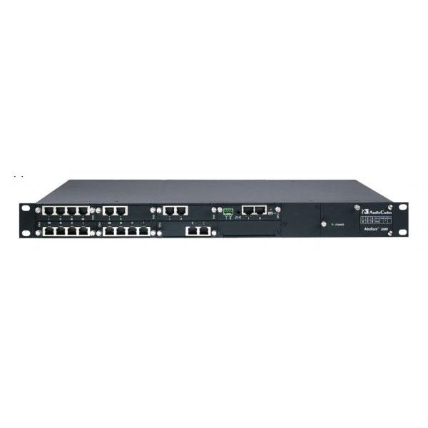 Gateway Audiocodes Mediant 1000B M1KB-D3 4SPAN
