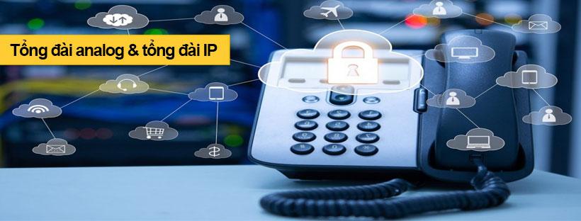 Hạn chế của tổng đài analog và giải pháp nâng cấp sang tổng đài IP