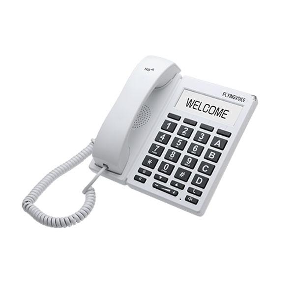 Điện thoại VoIP không dây nút lớn Flyingvoice FIP12W