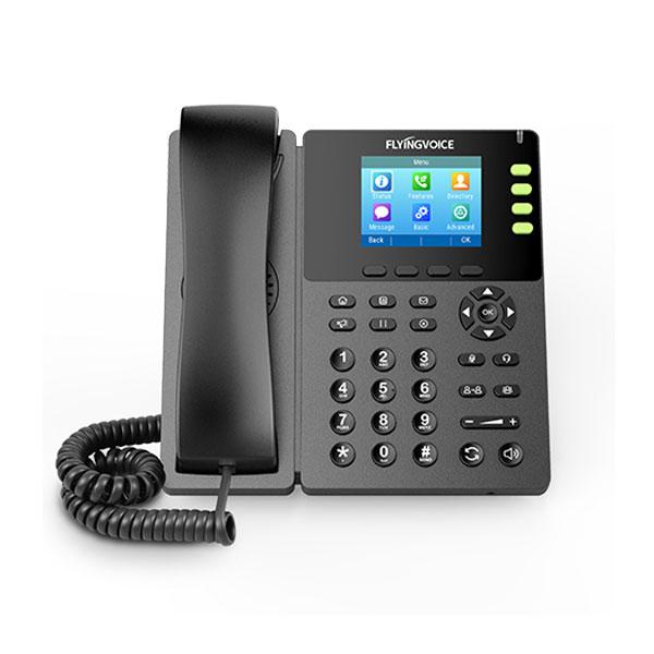 Điện thoại IP doanh nghiệp tiên tiến Flyingvoice FIP13G