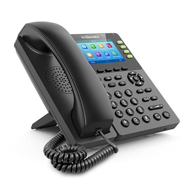 Điện thoại IP doanh nghiệp tiên tiến Flying FIP14G