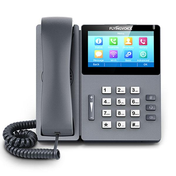 Điện thoại IP màn hình cảm ứng cao cấp Flyingvoice FIP15G