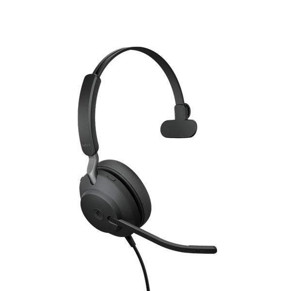 Tai nghe Jabra Evolve2 40 USB-C UC Mono