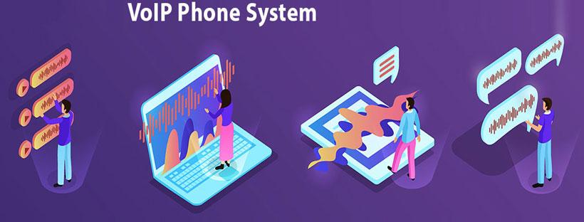 Hệ thống điện thoại VoIP hoạt động như thế nào?